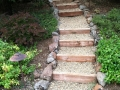 Natural Stone Pathway