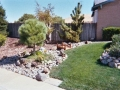 Dry Creek Bed & Lawn